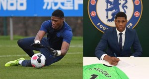 Chelsea signs