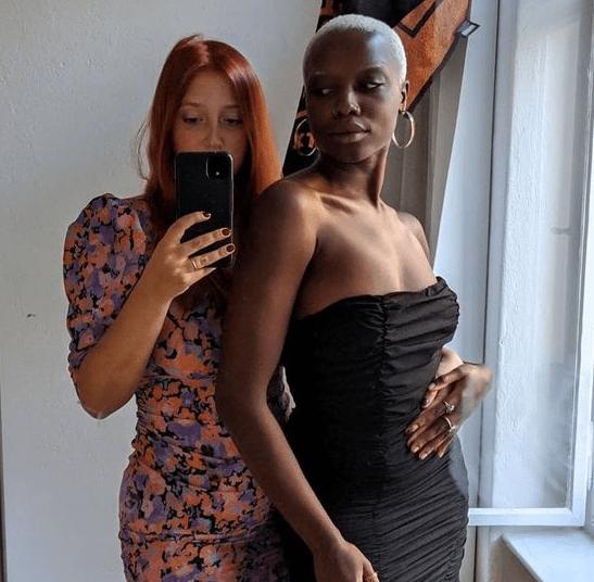 Straight Nigerian woman marries