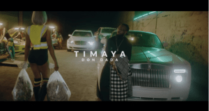 Timaya Don Dada Video