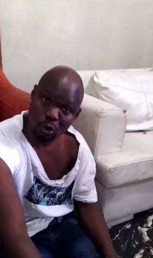 Baba Ijesha CCTV video