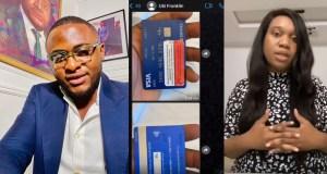 Sandra Iheuwa accuses him