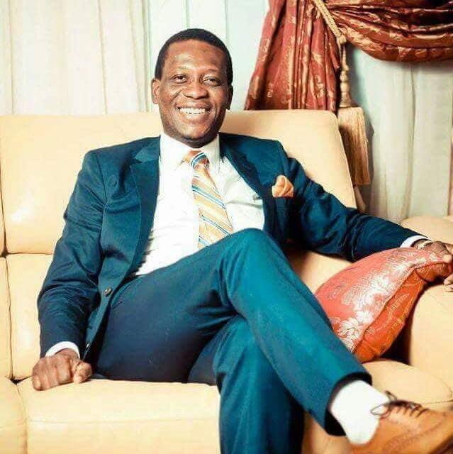 Dare Adeboye dies