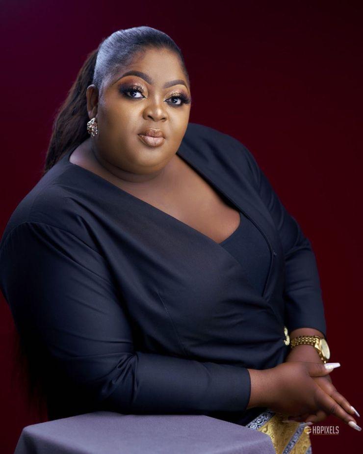 Eniola Badmus declares