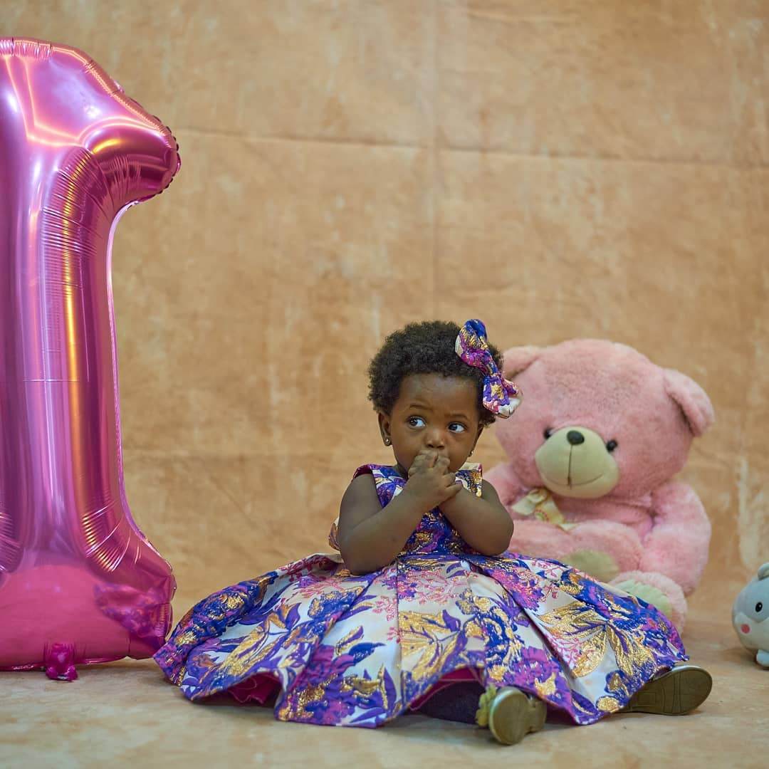Rapper, Illbliss, celebrates his Daughter on her first Birthday with a Powerful Testimony