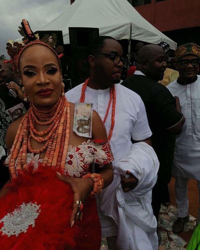 Ini Edo's ex-husband remarries