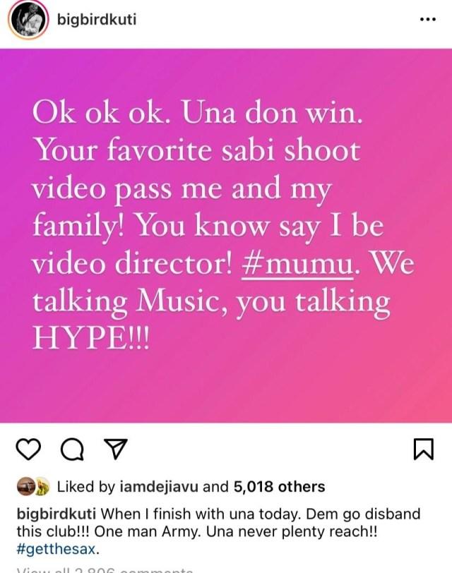 Wizkid replies Seun Kuti