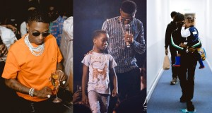 Boluwatife and Zion celebrate