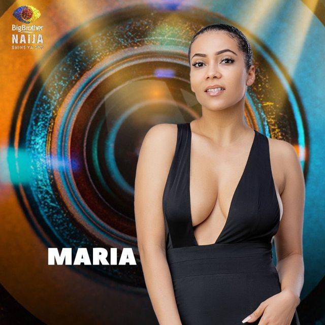BBNaija Maria
