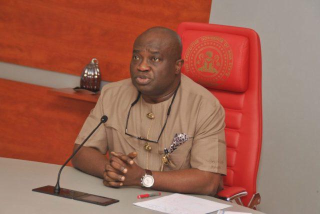 Governor Ikpeazu reveals