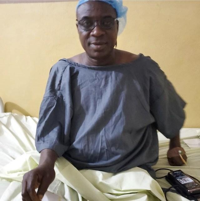Kwam 1 undergoes surgery