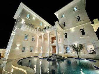 Obi Cubana mansion