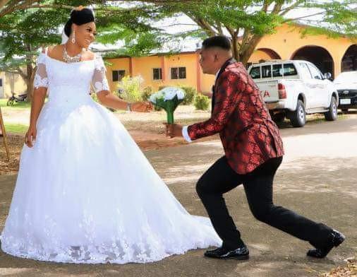 Nigerian prophet's marriage