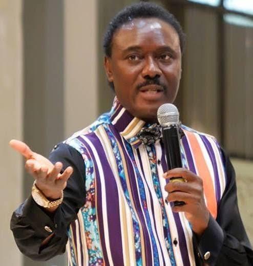 Rev Chris Okotie