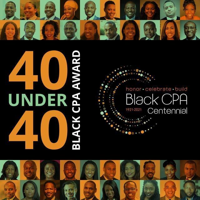 Black CPA Award Winners