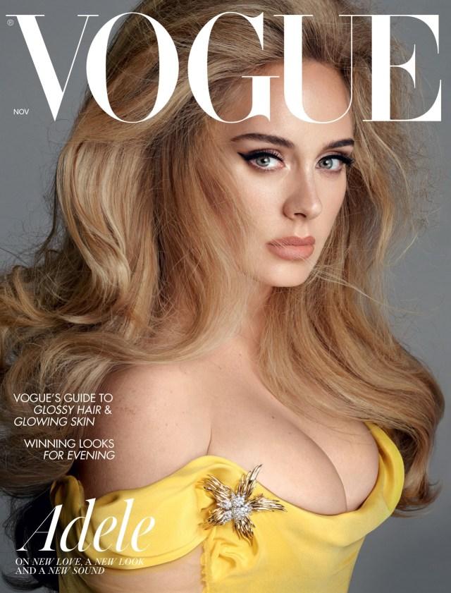 Adele reveals