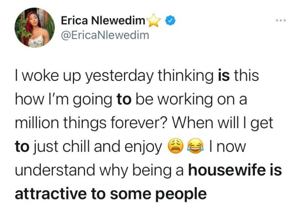 Erica comes under fire