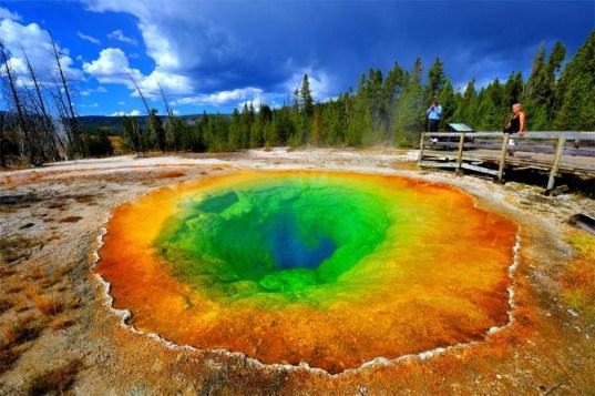 Grand parc national des Etats-Unis, Yellowstone