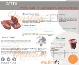 infos alimentation muslimfit