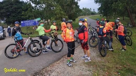Tips Bersepeda tidak mudah lelah dan menyenangkan