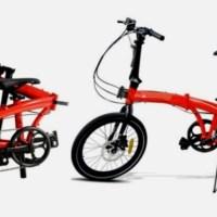 Pilihan Sepeda Lipat Murah Berkualitas