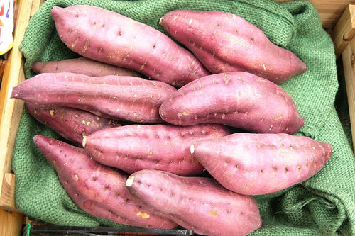 Ways to include sweet potatoes in the diet