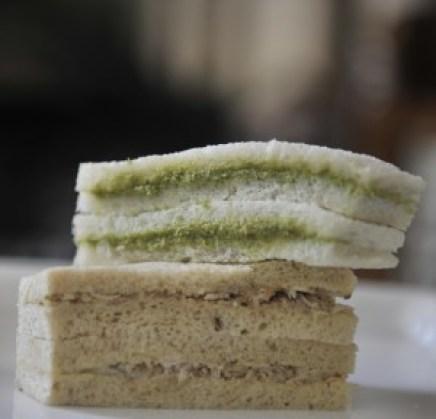 How to make chutney sandwich recipe ?