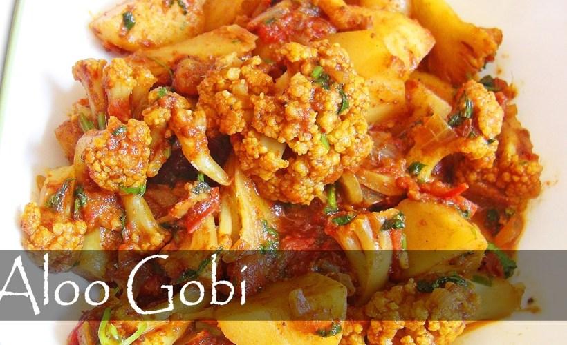 Restaurant style aloo gobi recipe: