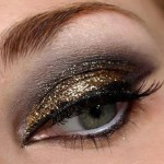 How to Apply Shimmery Eye Makeup