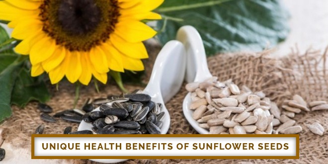 Unique Health Benefits Of Sunflower Seeds