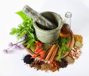 herbs help lower blood sugar levels