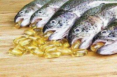 Including fish oil in regular diet