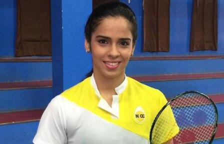Female Sports Celebrity saina Nehwal
