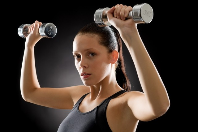 Dumbbell moves you have to try at home
