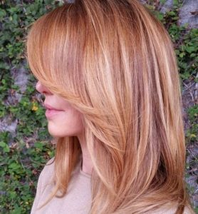 Ideas of Strawberry Blonde Hair Color