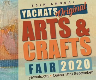Yachats Original Arts & Crafts Fair 2020, Yachats, OR