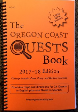 Go On An Oregon Coast Quest: Cape Perpetua Discovery Loop Quest