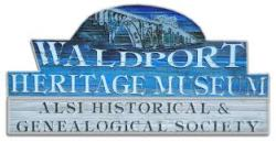 Waldport Heritage Museum |  Alsi Historical & Genealogical Society