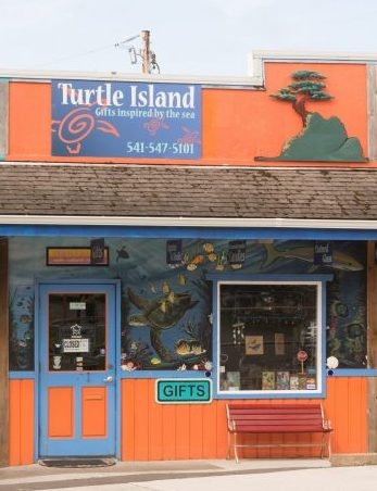 Turtle Island, Gifts Inspired by the Sea, Yachats, OR