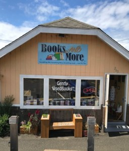 Books and More, Yachats, OR