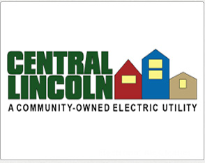 Central Lincoln P.U.D. Logo, Yachats, OR