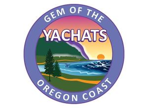 City of Yachats Logo, Yachats, OR