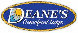 Deane's Oceanfront Lodge Logo, Yachats, OR