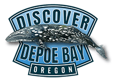 Depoe Bay Logo, Depoe Bay, OR