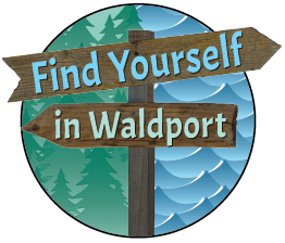 Waldport C of C Logo, Waldport, OR