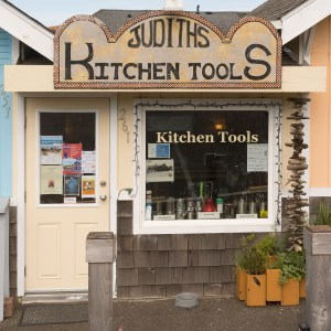 Judith's Kitchen Tools, Yachats, OR