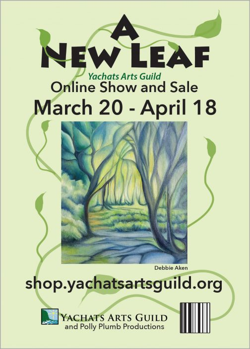 Yachats Arts Guild Spring Show & Sale