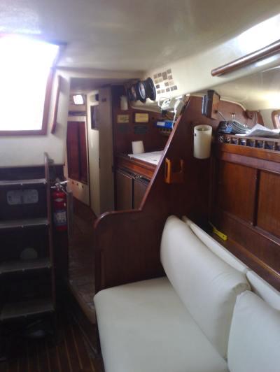 Morgan Out Island centre cockpit ketch for sale
