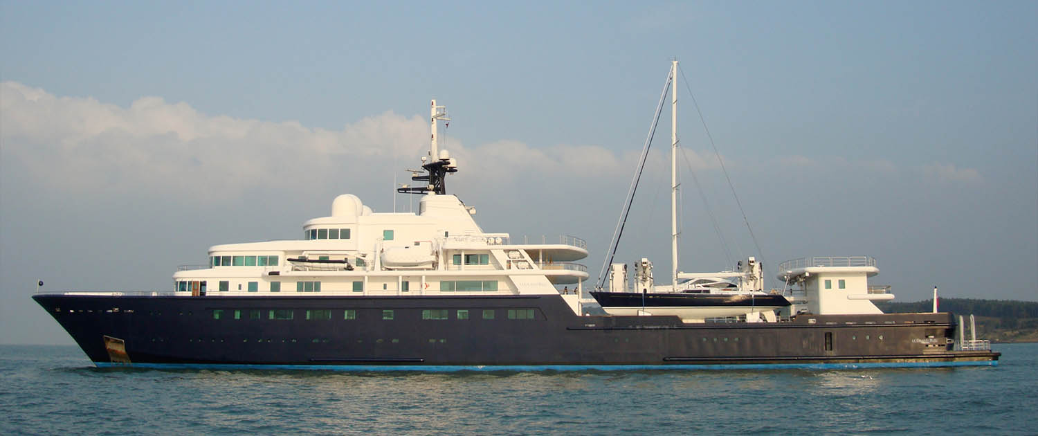 Expedition Yacht Charter 5 Star Leisure Amp Adventure