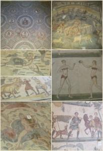 So many mosaics