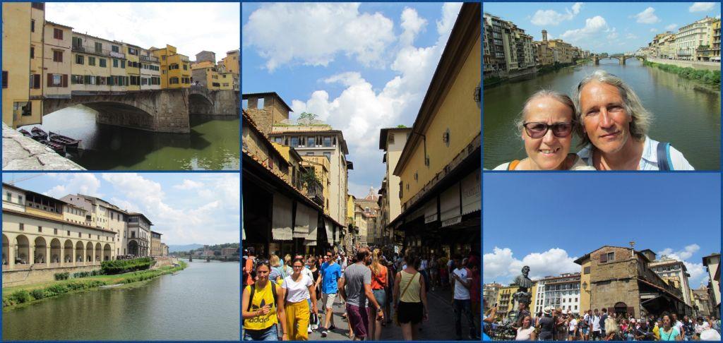 Ponte Vecchia and the River Arno